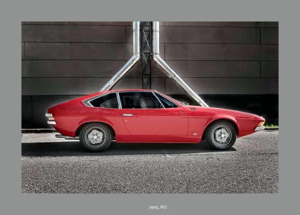 1971 Volvo 1800 ESC Prototype by Coggiola h