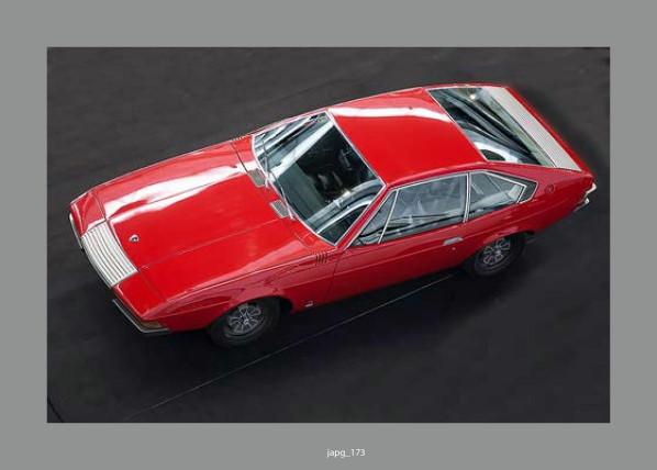 1971 Volvo 1800 ESC Prototype by Coggiola k