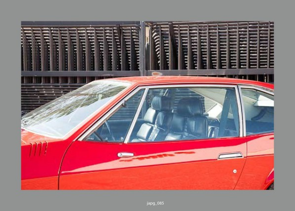 1971 Volvo 1800 ESC Prototype by Coggiola l
