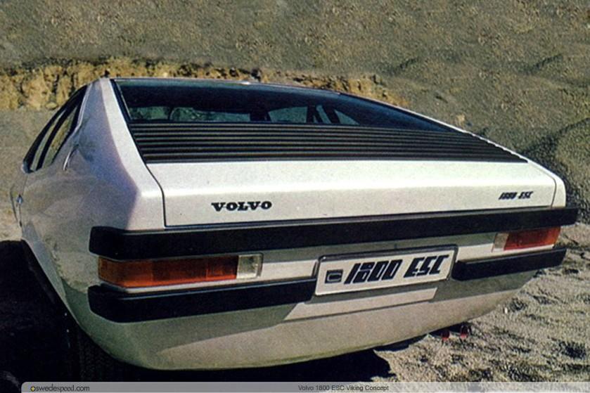 1971 Volvo 1800 ESC Viking Concept 2