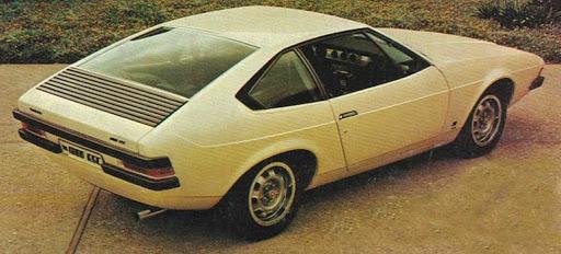 1971 Volvo 1800 ESC .