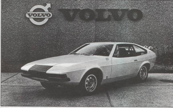 1971 Volvo Coggiola 1800 ESC a