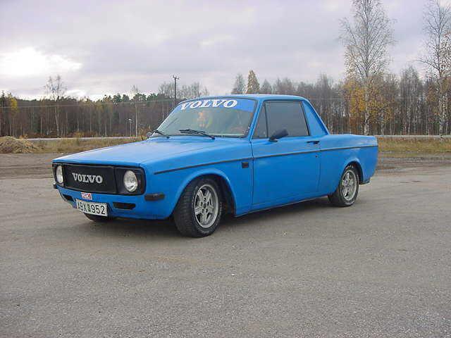 1972 Volvo 142 Race