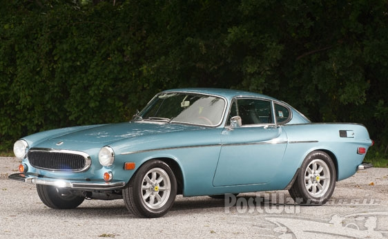 1972 Volvo P1800E Sport Coupe