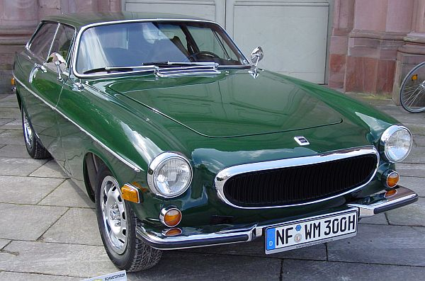 1972 Volvo P1800ES USA-Version