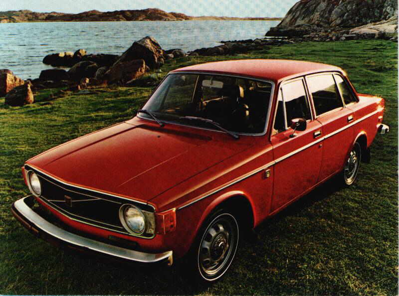 1973 Volvo 144 3