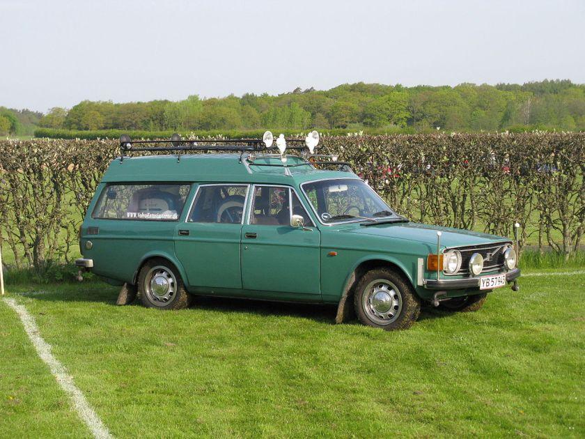 1973 Volvo 145 Express.