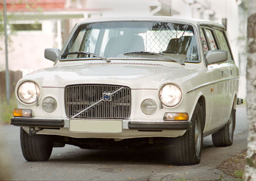 1974 Volvo 165 2