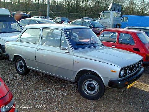 1975-80 Volvo 66 2