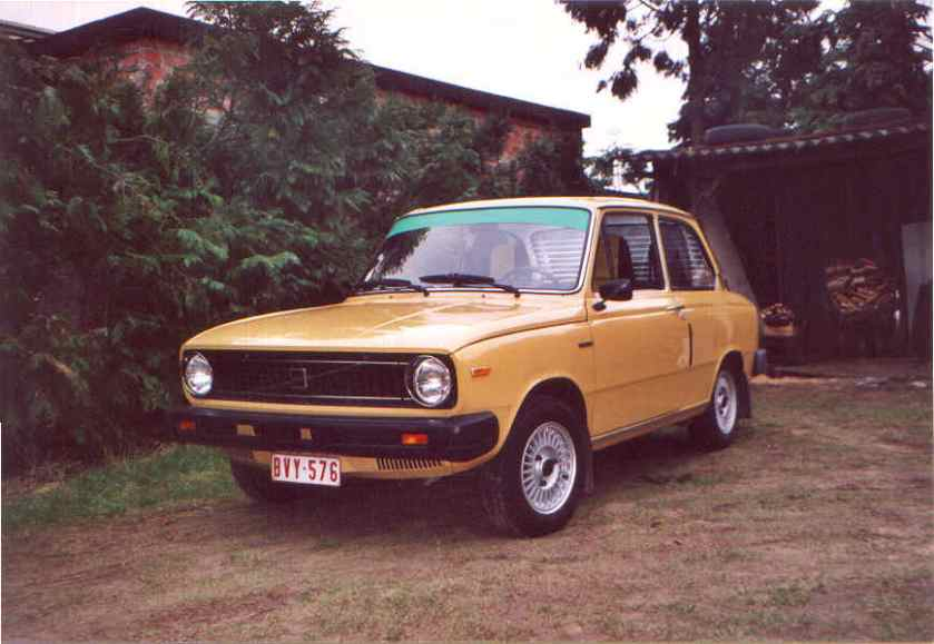 1975-80 Volvo 66 4