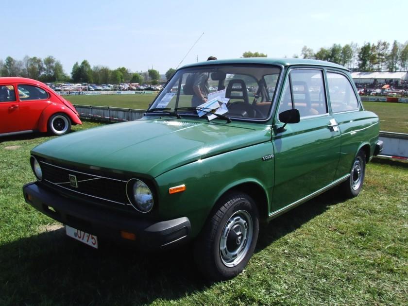 1975-80 Volvo 66 DL 1