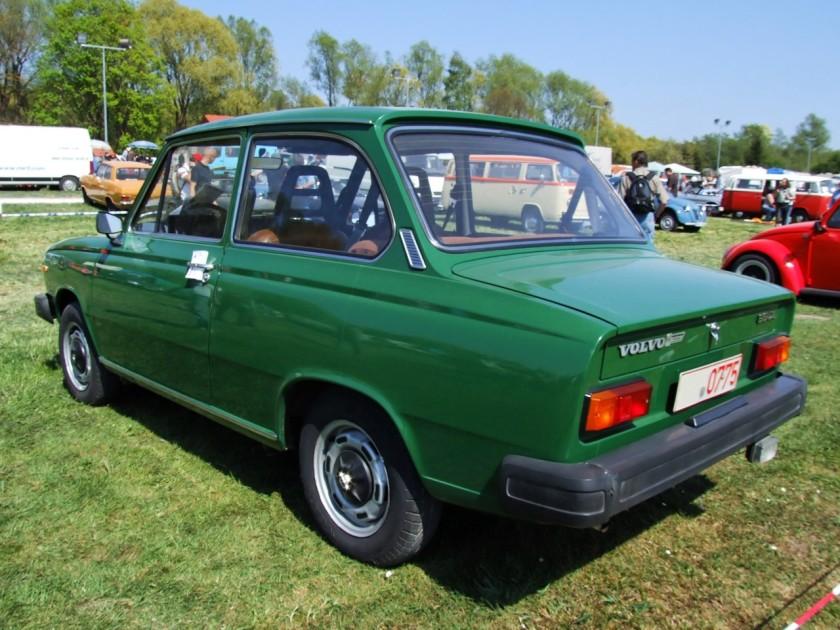 1975-80 Volvo 66 DL 2