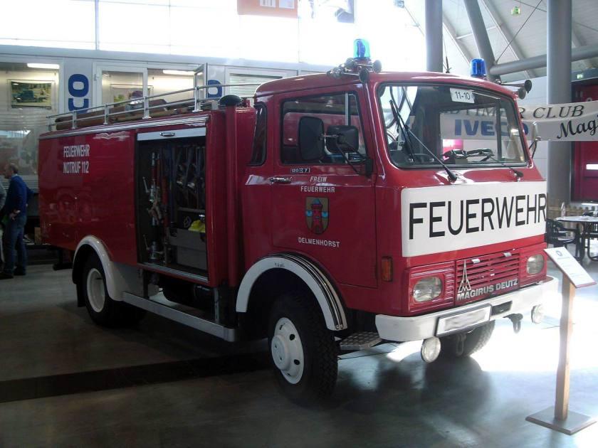 1975 Magirus-Deutz 120D7F (120 PS)