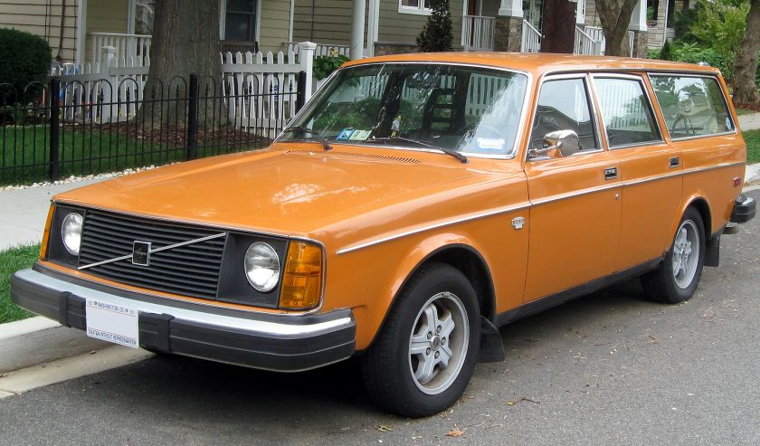 1975 Volvo 245 DL