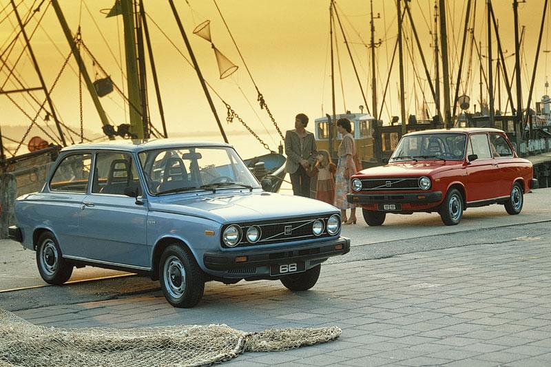 1975 Volvo 66 DL 1