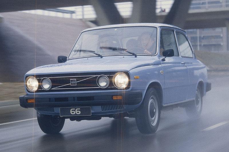 1975 Volvo 66 DL