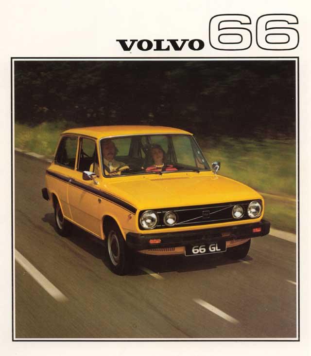 1975 volvo 66