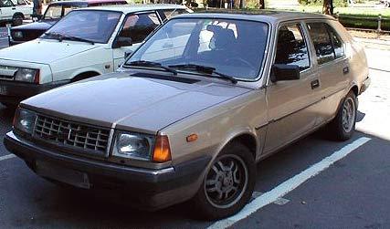 1976-91 Volvo 340 2