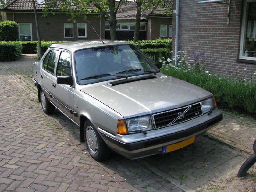 1976-91 Volvo 340 GLE Millionaire