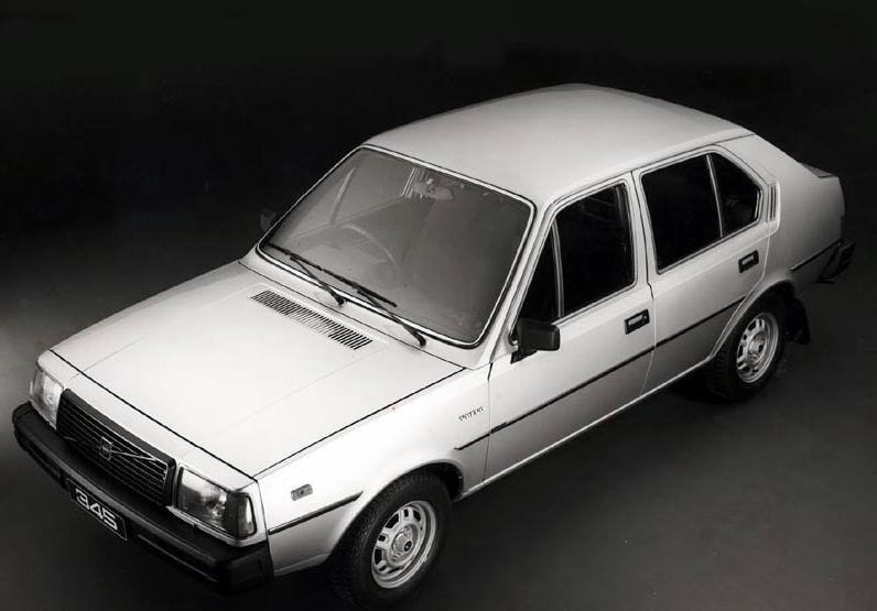 1976-91 Volvo 345 1