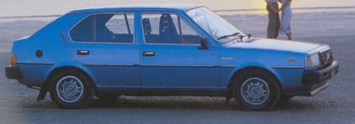 1976-91 Volvo 345 2