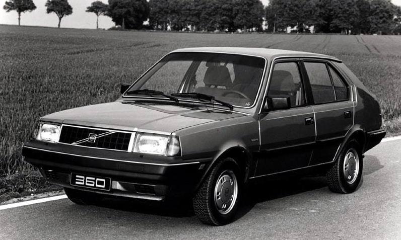1976-91 Volvo 360 2