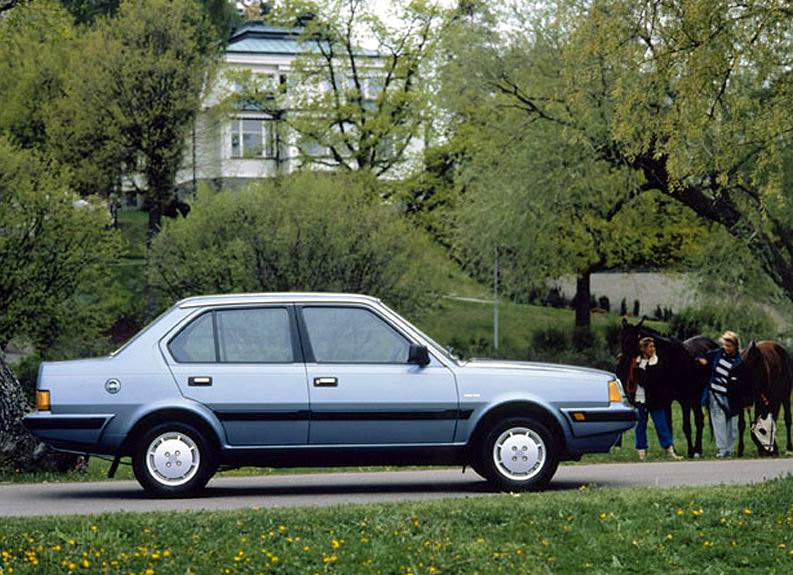 1976-91 Volvo 360 3