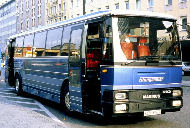 1976 Magirus Deutz Iveco