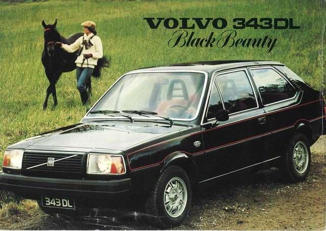 1976 Volvo 343DL
