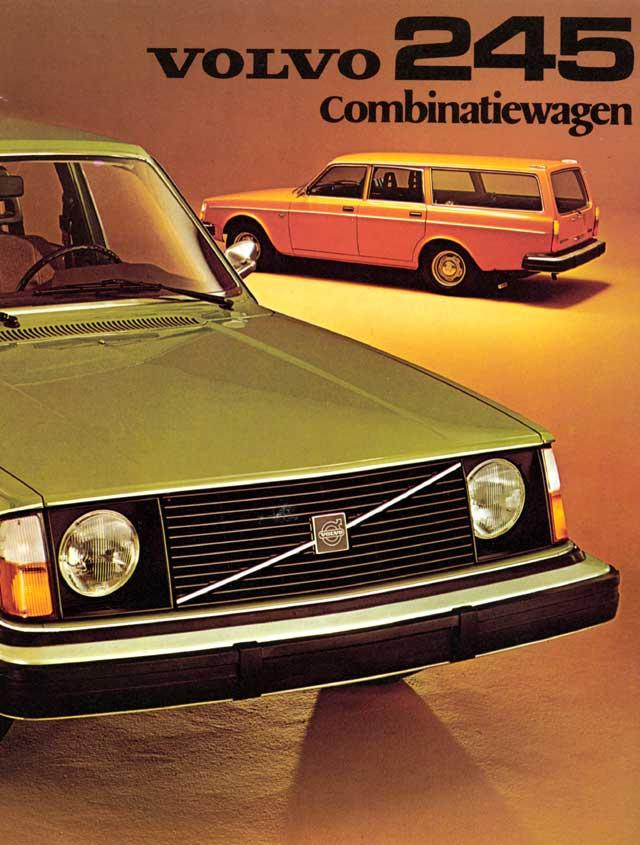 1977 volvo 245