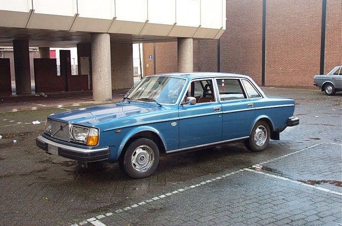 1977 Volvo 264 GL