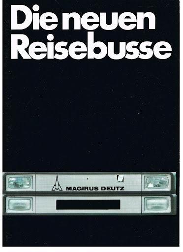 1978 MAGIRUS-DEUTZ