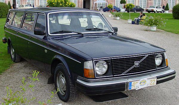 1978 Volvo 245T Transfer