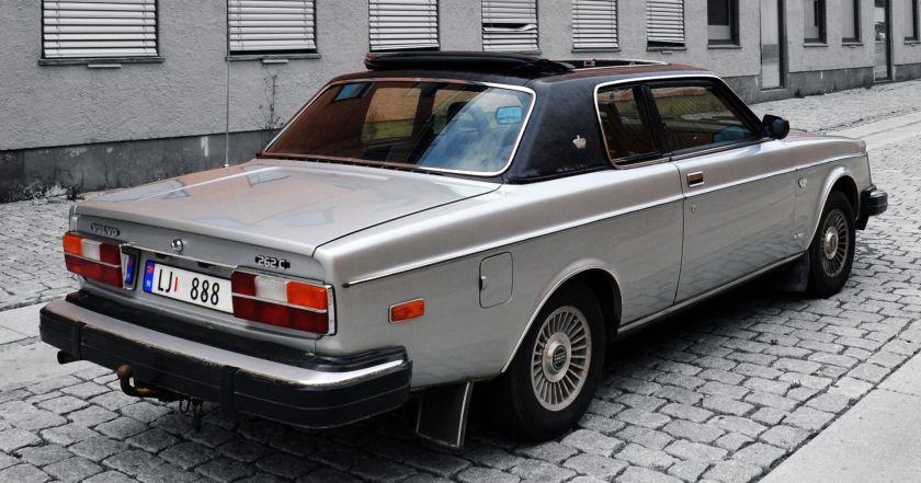 1978 Volvo 262 Coupé Bertone Norge