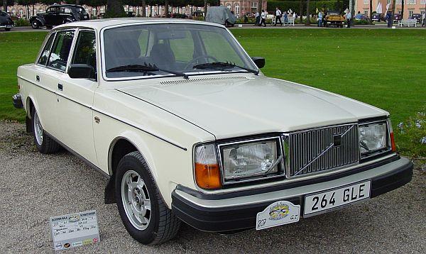1978 Volvo 264GLE