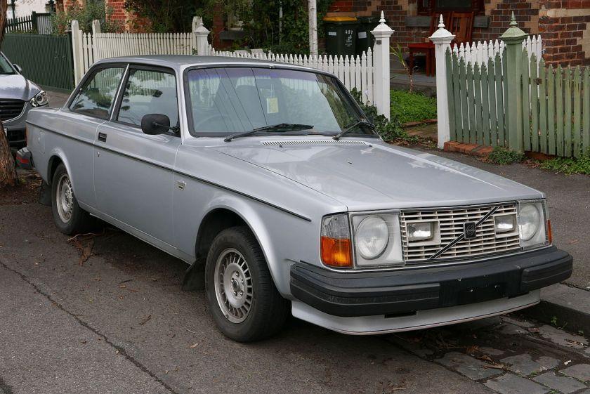 1979 Volvo 242 GT (Australia)