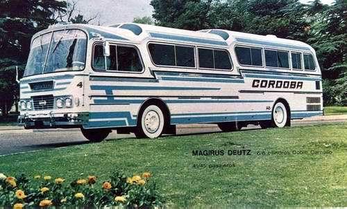 1980 Camecas Magirus Deutz C