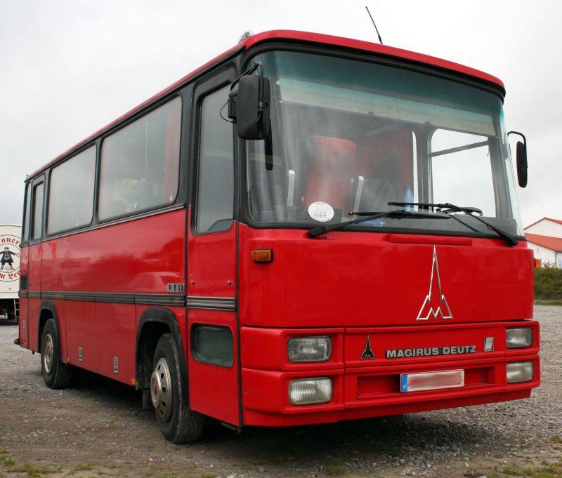 1980 Magirus-Deutz R 81 Woernitz