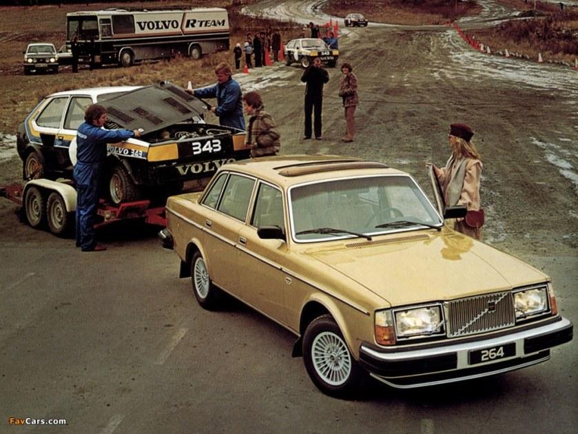 1980 volvo 260-series