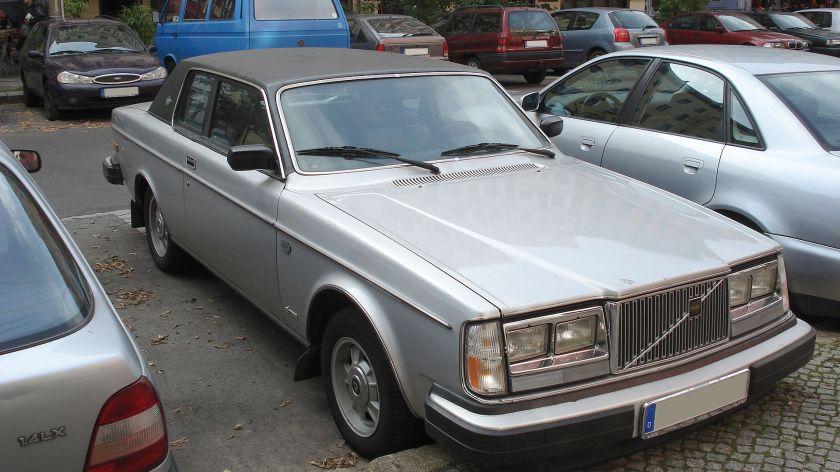 1980 Volvo 262C Bertone Coupé