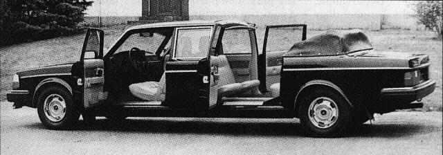 1980 Volvo 264te