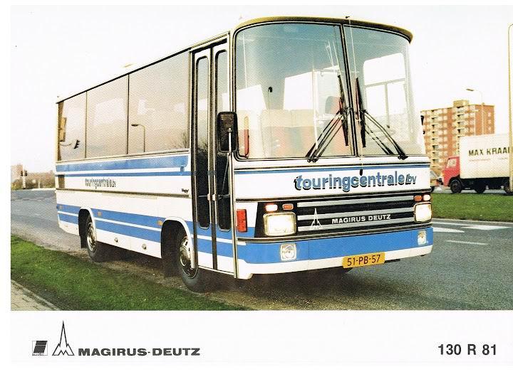 1981 MAGIRUS-DEUTZ 130R81 (1-80)