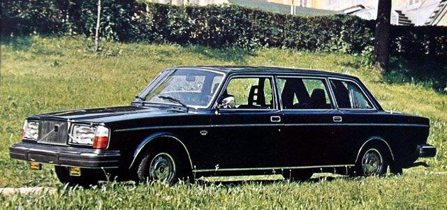 1981 Volvo 264
