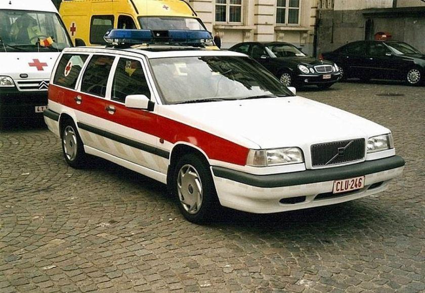1982-92 Volvo 2 B