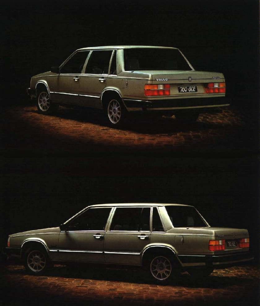1982-92 Volvo 760 1