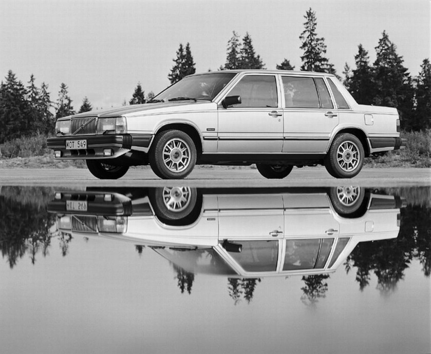 1982-92 Volvo 760 3