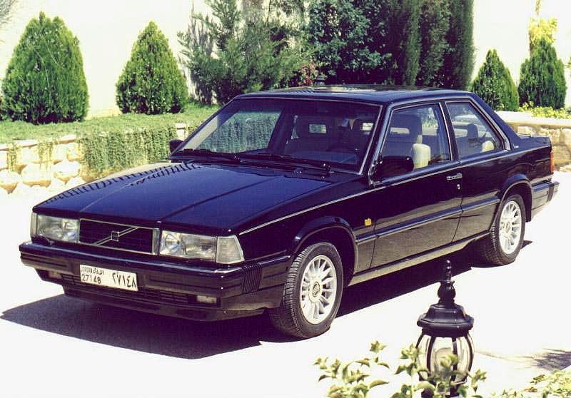1982-92 Volvo 780 3