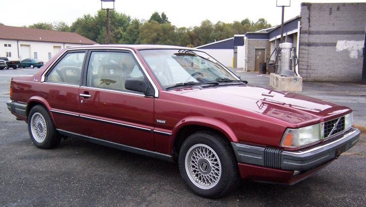 1982-92 Volvo 780 coupe