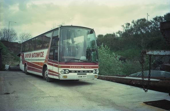 1982 Magirus Deutz Diana