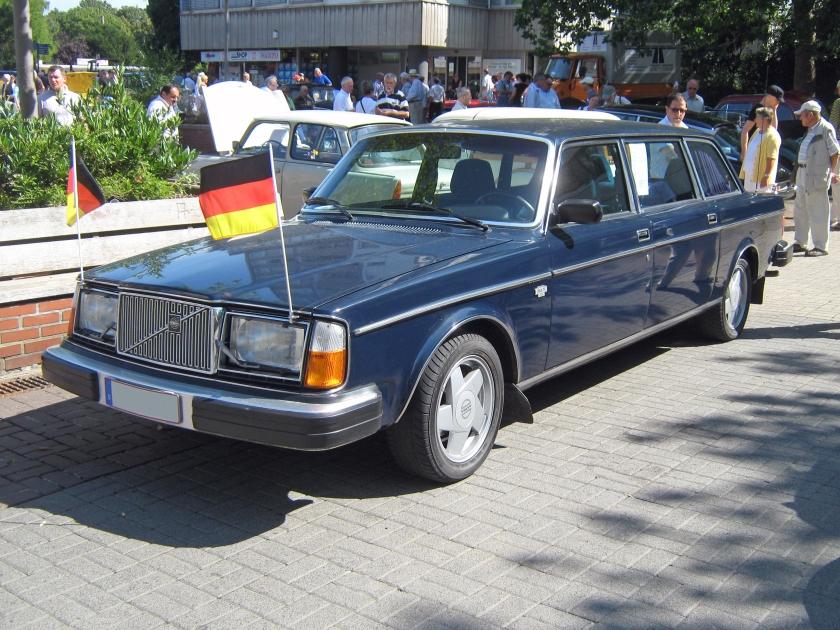 1982 Volvo 264 Te